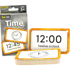 Time Flash Cards