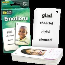 Emotions Flash Cards