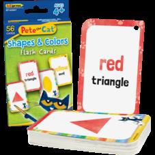 Pete the Cat® Shapes & Colors Flash Cards