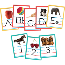 Alphabet and Numbers Accents