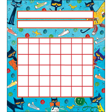 Pete the Cat Incentive Charts