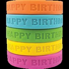 Happy Birthday 2 Wristbands