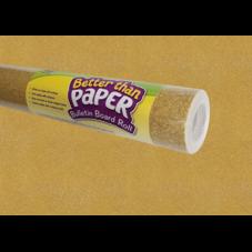 Gold Shimmer Better Than Paper Bulletin Board Roll
