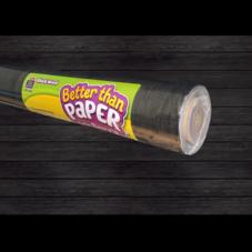 Black Wood Better Than Paper Bulletin Board Roll