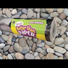 Fun Size Rock Pebbles Better Than Paper Bulletin Board Roll