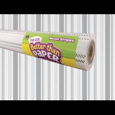 Fun Size Woven Stripes Better Than Paper Bulletin Board Roll