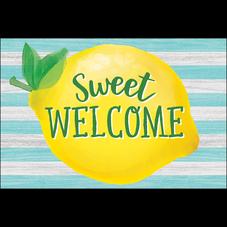 Lemon Zest Sweet Welcome Postcards