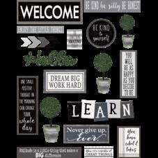 Modern Farmhouse Wall Decor Bulletin Board