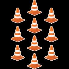 Under Construction Cones Accents