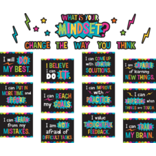 What is Your Mindset? Bulletin Board Display Set
