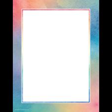 Watercolor Computer Paper