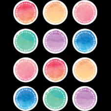 Watercolor Mini Accents