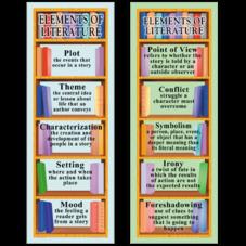 Elements of Literature Smart Bookmarks