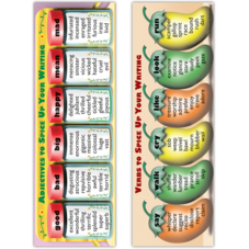 Spice Up Your Writing Smart Bookmarks