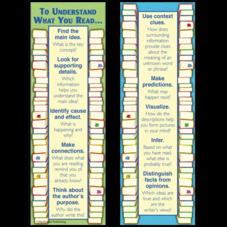 Reading Comprehension Smart Bookmarks