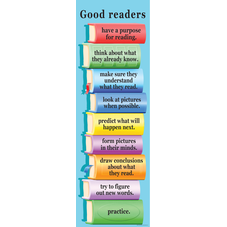 What Good Readers Do Colossal Poster