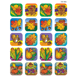 TCR1806 Fall Stickers Image