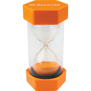 TCR20699 90 Second Sand Timer-Large Image