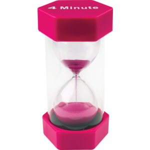 TCR20700 4 Minute Sand Timer-Large Image