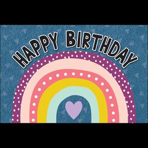 TCR2140 Oh Happy Day Happy Birthday Postcards Image
