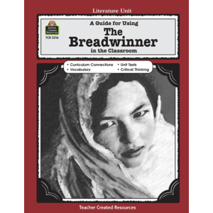 TCR2216 A Guide for Using The Breadwinner in the Classroom Image