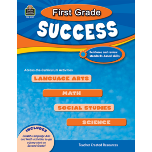 TCR2571 First Grade Success Image