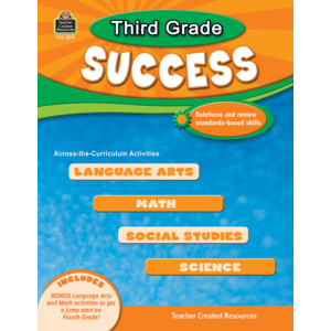 TCR2573 Third Grade Success Image