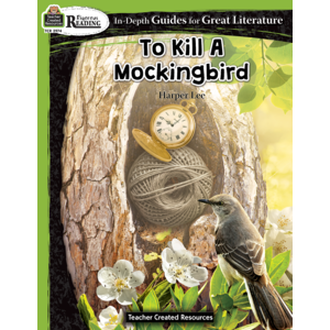 TCR2974 Rigorous Reading: To Kill A Mockingbird Image