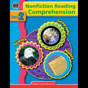 TCR3382 Nonfiction Reading Comprehension Grade 2 Image