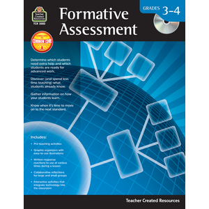 TCR3583 Formative Assessment Grade 3-4 Image