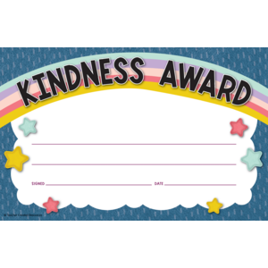 TCR4888 Oh Happy Day Kindness Awards Image