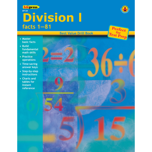 TCR60139 Best Value Drill Book Division 1 Image