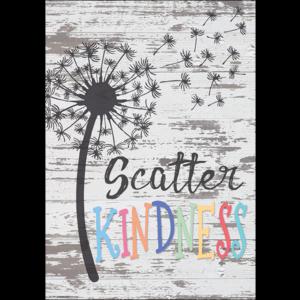 TCR7500 Scatter Kindness Positive Poster Image