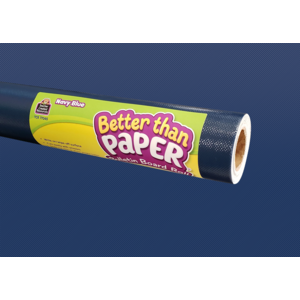 TCR77045 Navy Blue Better Than Paper Bulletin Board Roll Image