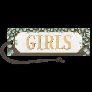 TCR77474 Eucalyptus Magnetic Girls Pass Image
