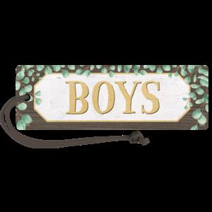 TCR77475 Eucalyptus Magnetic Boys Pass Image