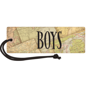 TCR77478 Travel the Map Magnetic Boys Pass Image