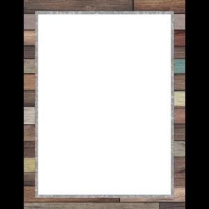 TCR7753 Home Sweet Classroom Blank Chart Image