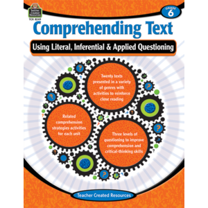 Comprehending Text Using Literal/Inferential/Applied Quest-6