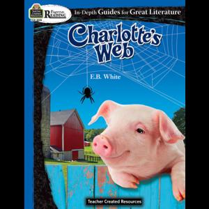 TCR8258 Rigorous Reading: Charlotte's Web Image