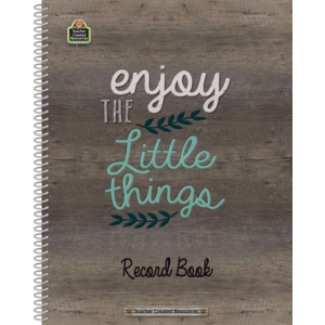 TCR8295 Home Sweet Classroom Record Book Image
