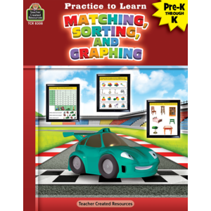 TCR8308 Practice to Learn: Matching, Sorting and Graphing Image