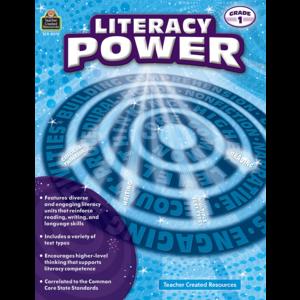 Literacy Power Grade 1