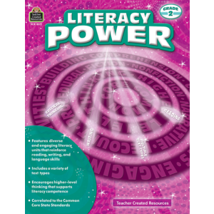 TCR8371 Literacy Power Grade 2 Image