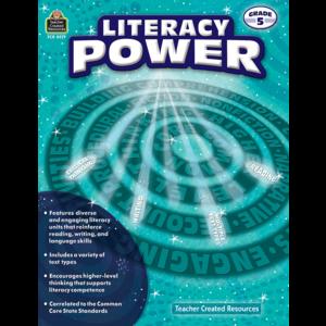 Literacy Power Grade 5