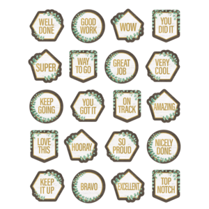 TCR8477 Eucalyptus Stickers Image