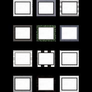 TCR8519 Modern Farmhouse Blank Cards Mini Accents Image