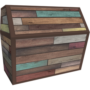 TCR8588 Reclaimed Wood Chest Image