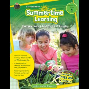 Summertime Learning Grade 1