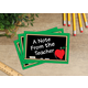A Note From the Teacher Postcards Alternate Image A